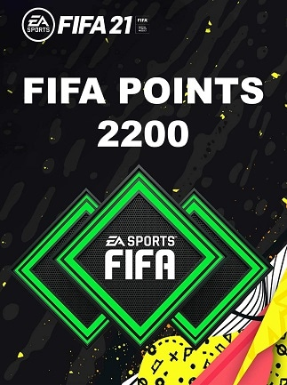 Fifa 21 Ultimate Team 2200 FUT Points - Xbox Live Key - GLOBAL - 1