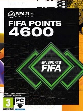 Fifa 21 Ultimate Team 4600 Fut Points - Origin Key - GLOBAL - 1
