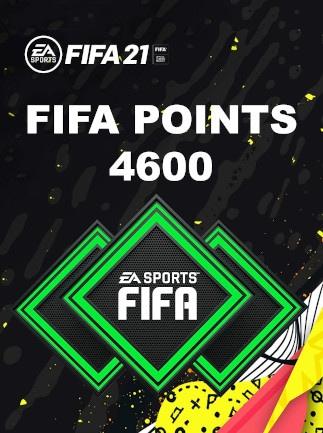Fifa 21 Ultimate Team 4600 Fut Points - PSN Key - UNITED STATES - 1