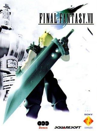 FINAL FANTASY VII (PC) - Steam Key - GLOBAL - 1