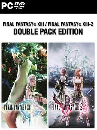 FINAL FANTASY XIII & XIII-2 BUNDLE Steam Key GLOBAL - 1