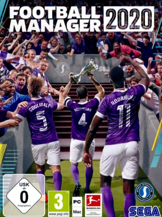 Football Manager 2020 Steam Key GLOBAL - 1