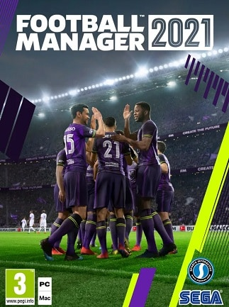 Football Manager 2021 (PC) - Steam Key - EUROPE - 1
