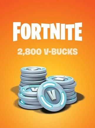 Fortnite 2800 V-Bucks (PC) - Epic Games Key - GLOBAL - 1