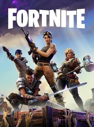 Fortnite standard edition Epic Games PC Key GLOBAL - 1