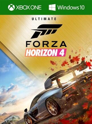 Forza Horizon 4|Ultimate Edition (Xbox One, Windows 10) - Xbox Live Key - UNITED STATES - 1