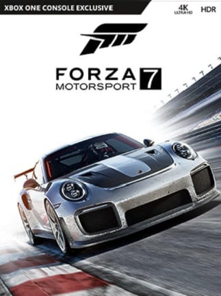 Forza Motorsport 7: Deluxe Edition Xbox Live PC Key GLOBAL Windows 10 - 1