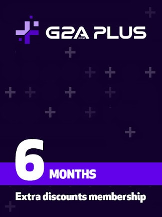 G2A PLUS - one-time activation code (6 Months) - G2A.COM Key - GLOBAL - 1