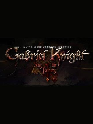 Gabriel Knight: Sins of the Fathers 20th Anniversary Edition Steam Key GLOBAL - 2