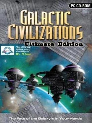 Galactic Civilizations I: Ultimate Edition Steam Key GLOBAL - 1