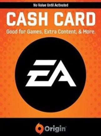 GAME CARD 60 EUR Origin EUROPE - 1