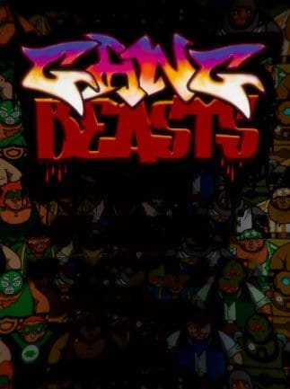Gang Beasts Steam Gift EUROPE - 1