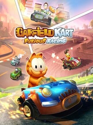 Garfield Kart - Furious Racing (PC) - Steam Key - GLOBAL - 1