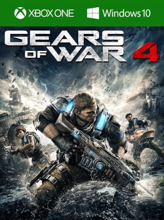 Gears of War 4 (Xbox One, Windows 10) - Xbox Live Key - GLOBAL - 1