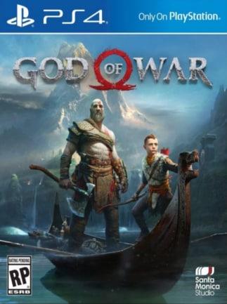 God of War PSN Key NORTH AMERICA - 1