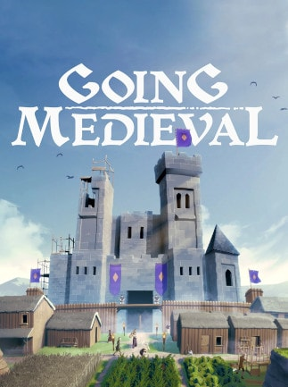 Going Medieval (PC) - Steam Key - GLOBAL - 1
