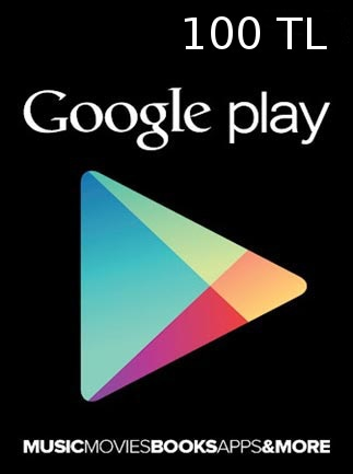 Google Play Gift Card WESTERN ASIA 100 TL - 1