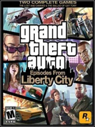 Grand Theft Auto: Episodes from Liberty City Steam Key RU/CIS - 1