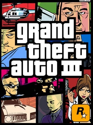 Grand Theft Auto III Steam Key GLOBAL - 1