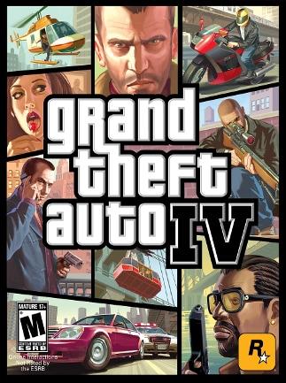 Grand Theft Auto IV Steam Key GLOBAL - 1