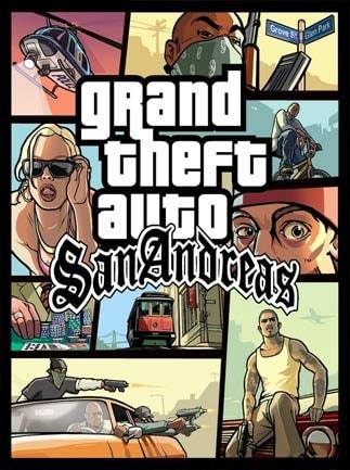 Grand Theft Auto San Andreas (PC) - Rockstar Key - GLOBAL - 1