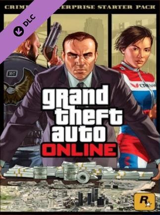 Grand Theft Auto V - Criminal Enterprise Starter Pack (PC) - Steam Gift - GLOBAL - 1