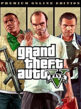 Grand Theft Auto V: Premium Online Edition (PC) - Rockstar Key - GLOBAL - 1