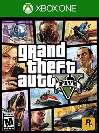 Grand Theft Auto V (Xbox One) - Xbox Live Key - GLOBAL - 1