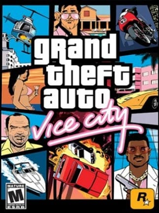Grand Theft Auto: Vice City Steam Key GLOBAL - 1