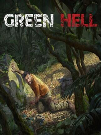 Green Hell Steam Key GLOBAL - 1