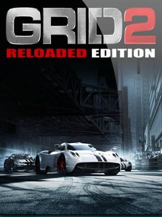 Grid 2 Reloaded Edition Steam Key GLOBAL - 1