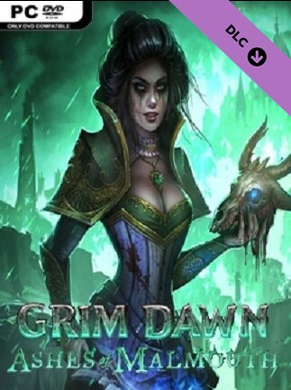 Grim Dawn - Ashes of Malmouth Expansion Steam Gift EUROPE - 1