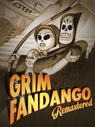 Grim Fandango Remastered Steam Key GLOBAL - 1
