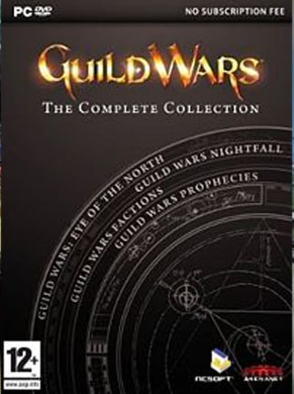 Guild Wars The Complete Collection NCSoft Key EUROPE - 1