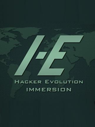 Hacker Evolution IMMERSION Steam Gift GLOBAL - 1
