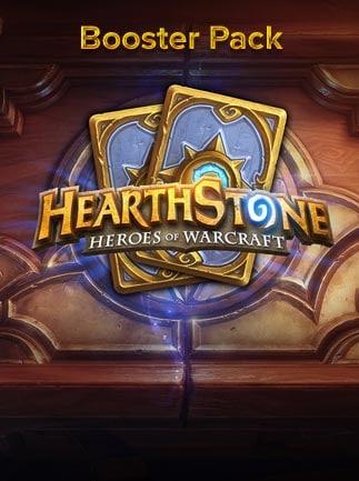 Hearthstone Booster Pack Code Battle.net GLOBAL - 1