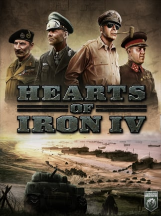 Hearts of Iron IV: Cadet Edition (PC) - Steam Key - GLOBAL - 1