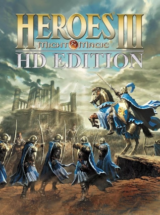 Heroes of Might & Magic III HD Edition (PC) - Steam Key - GLOBAL - 1