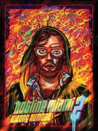 Hotline Miami 2: Wrong Number Steam Key GLOBAL - 1