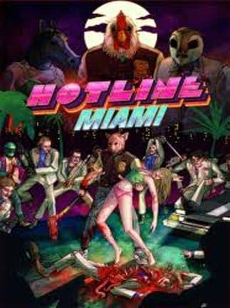 Hotline Miami Steam Key GLOBAL - 1