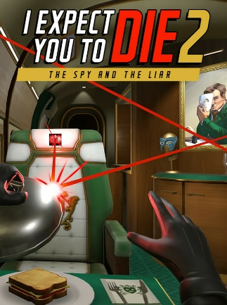 I Expect You To Die 2 (PC) - Steam Key - GLOBAL - 1