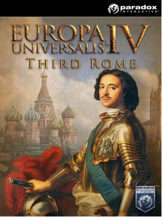 Immersion Pack - Europa Universalis IV: Third Rome Steam Key GLOBAL - 1