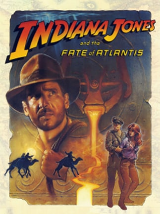 Indiana Jones and the Fate of Atlantis Steam Key GLOBAL - 1
