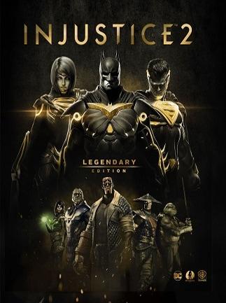 Injustice 2 Legendary Edition Steam Key GLOBAL - 1