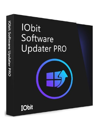 IObit Software Updater 4 PRO (PC) (3 Devices, 1 Year) - IObit Key - GLOBAL - 1