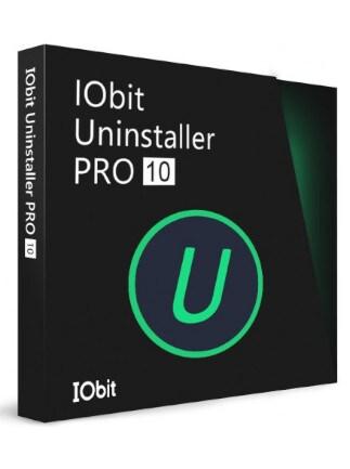 IObit Uninstaller 10 PRO (PC) - 3 Devices, 1 Year - IObit Key - GLOBAL - 1