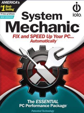 iolo System Mechanic 5 Users 1 Year - iolo Key - GLOBAL - 1
