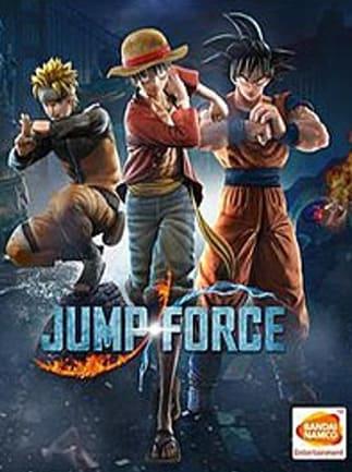 JUMP FORCE Steam Key GLOBAL - 1