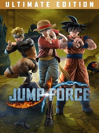 JUMP FORCE   Ultimate Edition (PC) - Steam Key - GLOBAL - 1