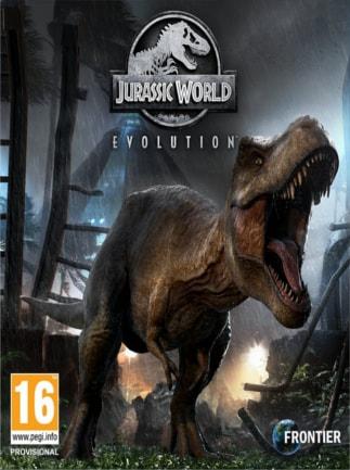 Jurassic World Evolution Steam Key GLOBAL - 1